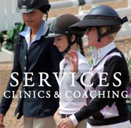 Services Clinics & Coaching