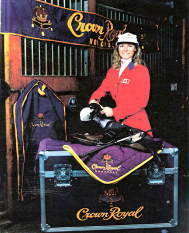Beth Underhill-Crown Royal